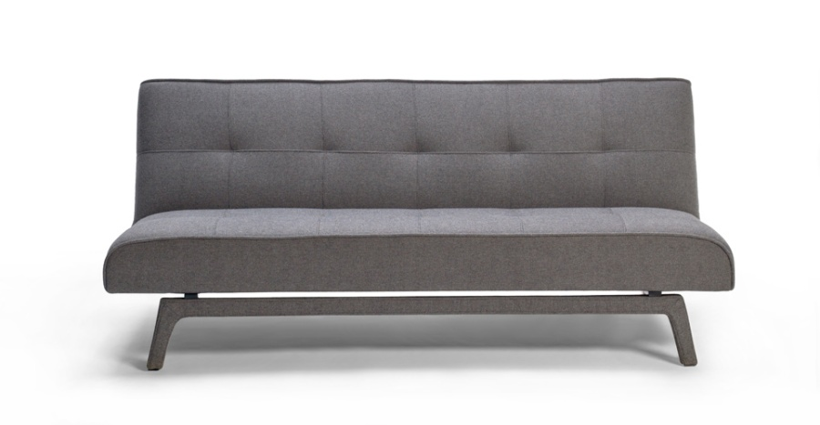 yoko sofa bed willow grey affiliates. Black Bedroom Furniture Sets. Home Design Ideas